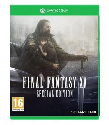 بازی Final Fantasy XV: Steelbook Edition کارکرده - ایکس باکس وان