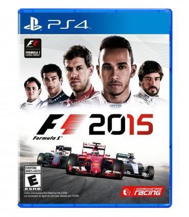 بازی F1 2015 کارکرده - پلی استیشن 4