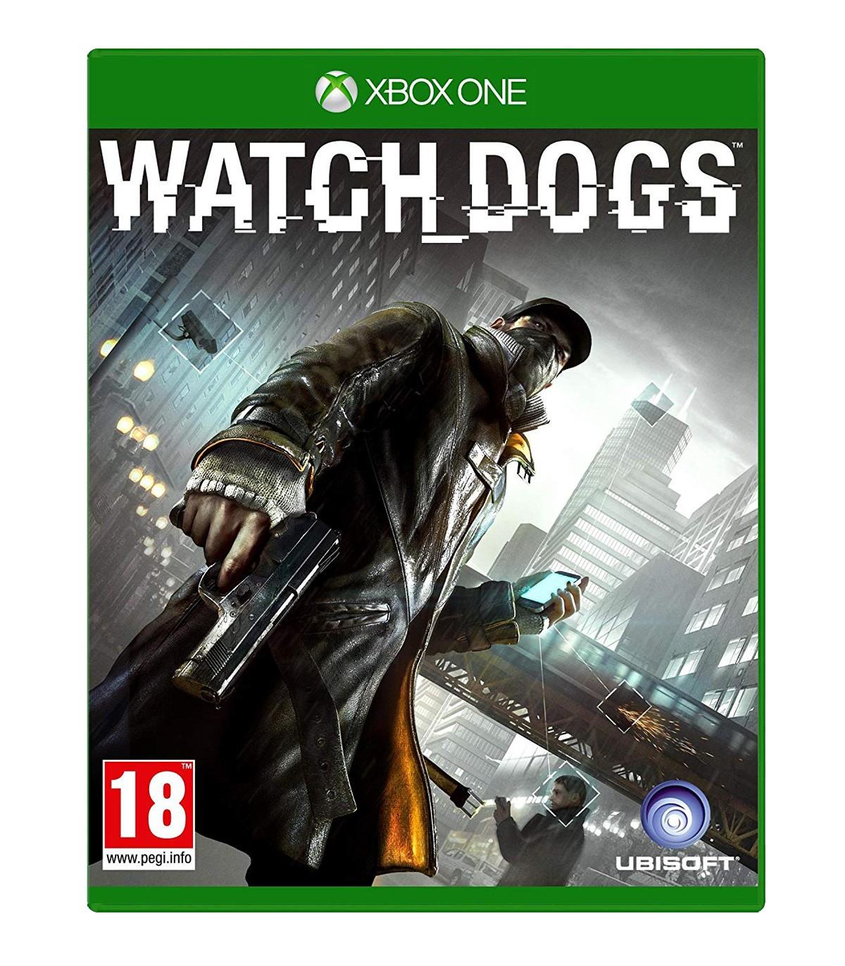بازی Watch Dogs - ایکس باکس وان
