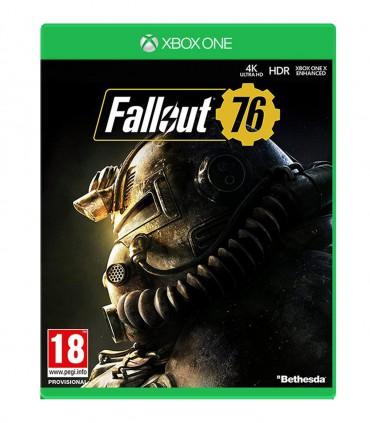 بازی Fallout 76 کارکرده - ایکس باکس وان