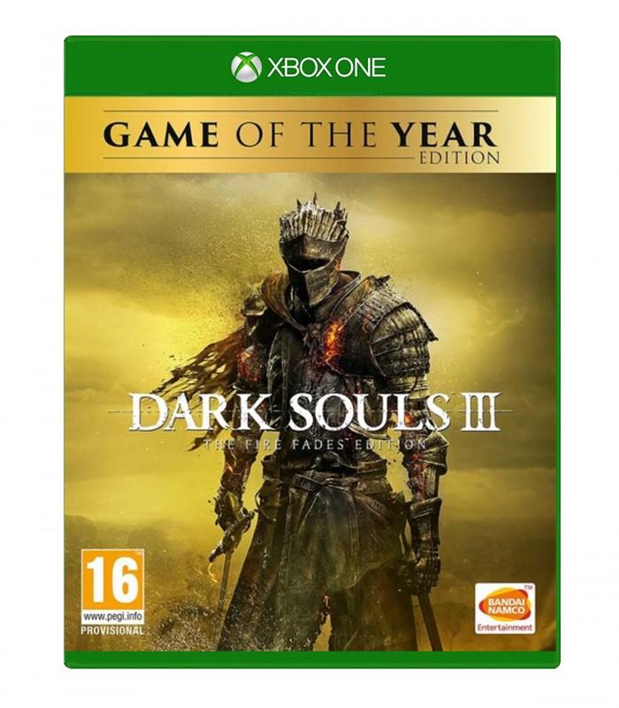 بازی Dark Souls III: The Fire Fades Edition کارکرده - ایکس باکس وان