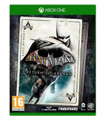 بازی Batman: Return to Arkham کارکرده - ایکس باکس وان