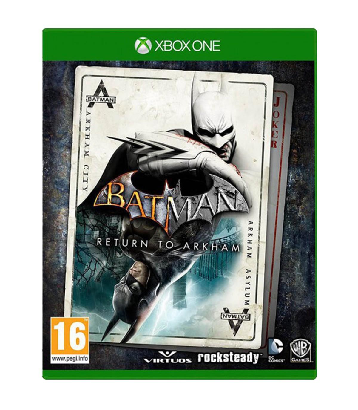 بازی Batman: Return to Arkham - ایکس باکس وان