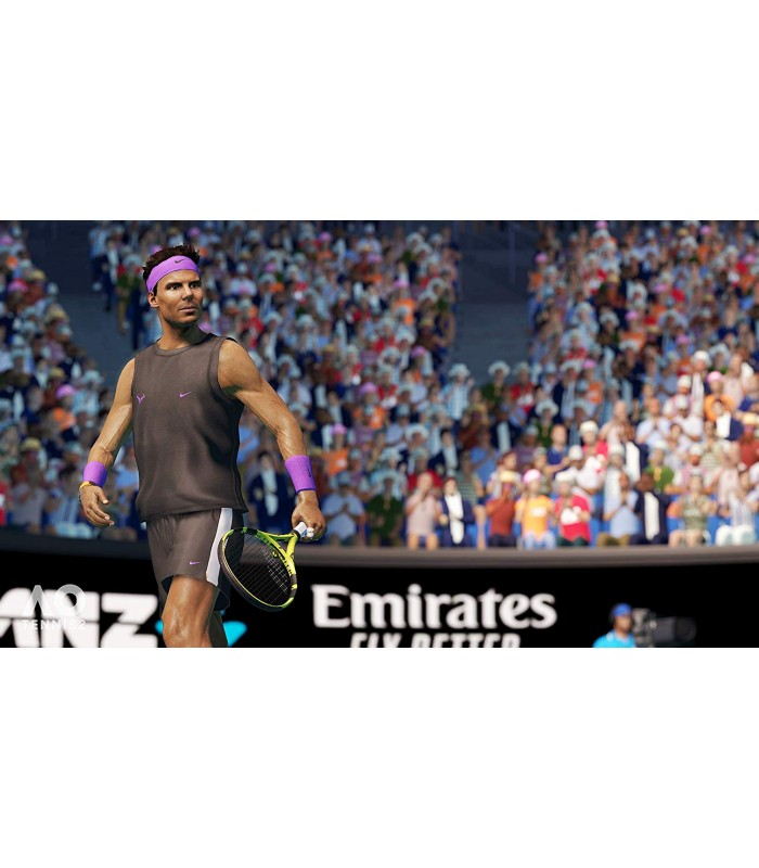 بازی AO Tennis - پلی استیشن 4