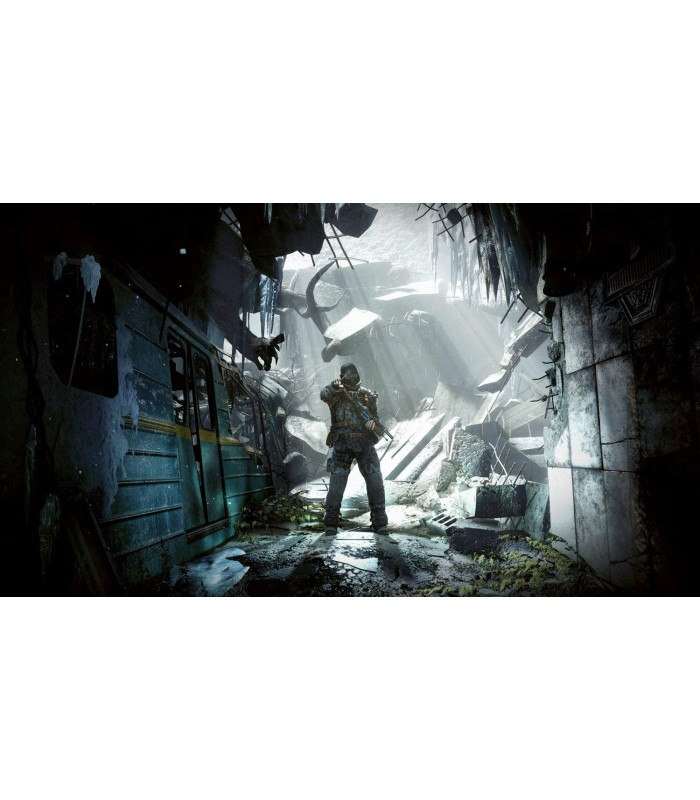 بازی Metro: Last Light Redux کارکرده - پلی استیشن 4