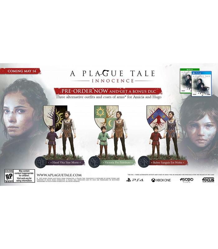 بازی A Plague Tale: Innocence کارکرده - ایکس باکس وان