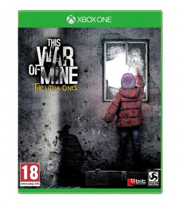 بازی This War of Mine The Little Ones کارکرده - ایکس باکس وان