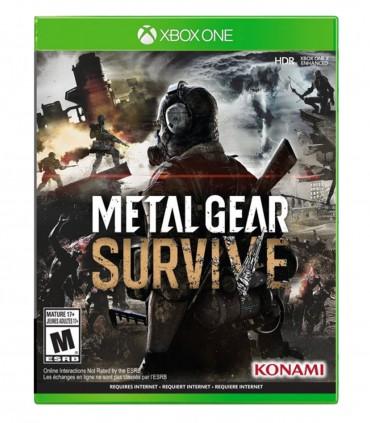 بازی Metal Gear Survive کارکرده - ایکس باکس وان