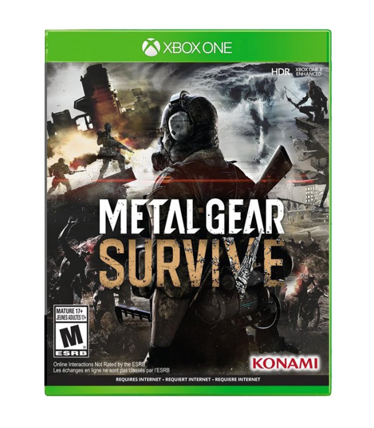 بازی Metal Gear Survive - ایکس باکس وان