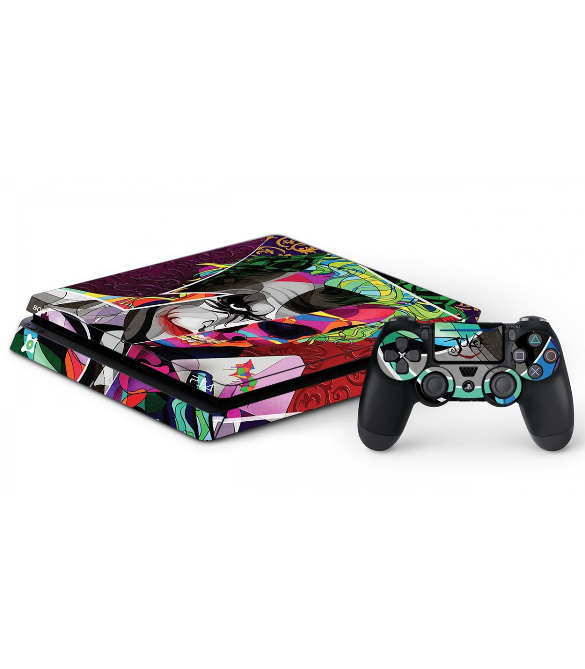 اسکین PS4 اسلیم طرح Joker