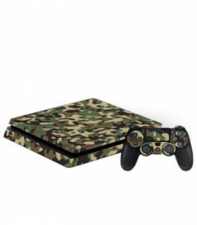 اسکین PS4 اسلیم طرح ارتشی