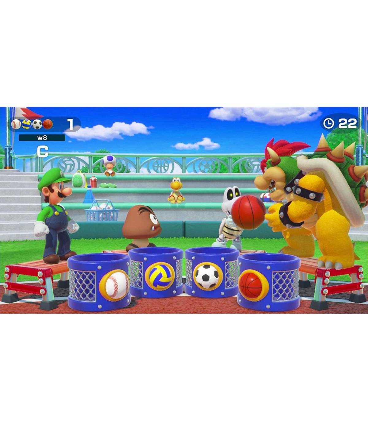 بازی Super Mario Party کارکرده - نینتندو سوئیچ