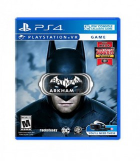 بازی Batman Arkham VR - پلی استیشن 4