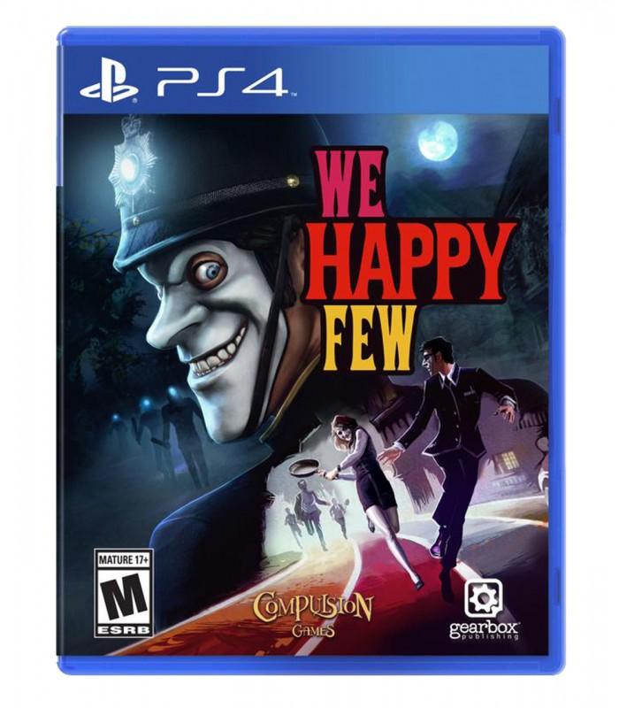 بازی We Happy Few - پلی استیشن 4
