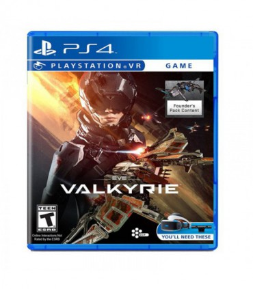 بازی  Valkyrie VR - پلی استیشن 4