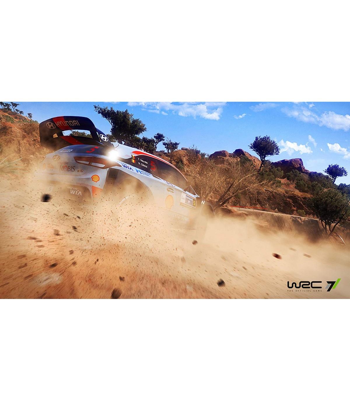 بازی WRC 7 - پلی استیشن 4