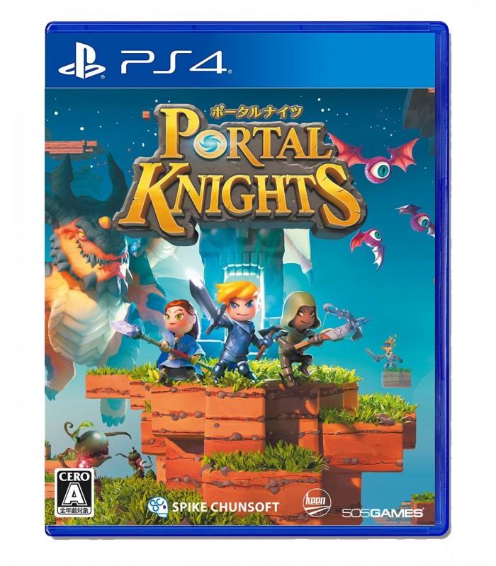 بازی Portal Knights کارکرده - پلی استیشن 4