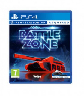 More about بازی   BattleZone VR - پلی استیشن وی آر
