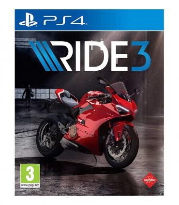 بازی Ride 3 کارکرده - پلی استیشن 4