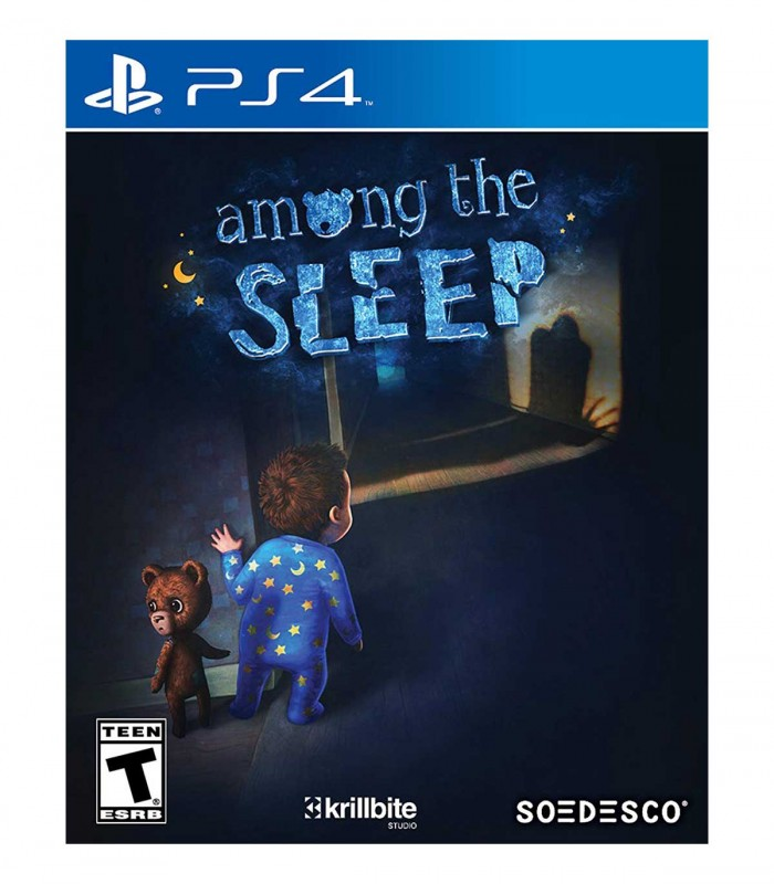 بازی Among the Sleep کارکرده - پلی استیشن 4