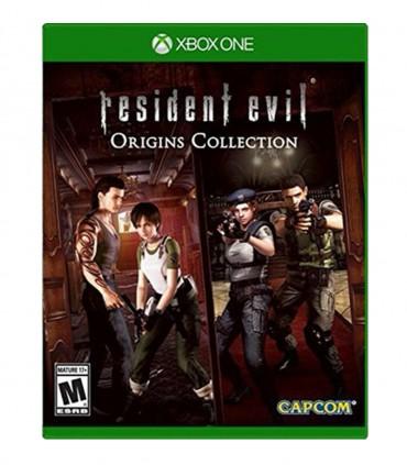 بازی Resident Evil Origins Collection کارکرده - ایکس باکس وان
