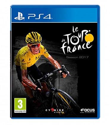بازی Le Tour de France 2017 کارکرده - پلی استیشن 4