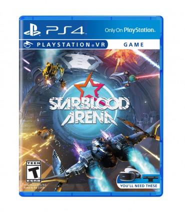 بازی StarBlood Arena - پلی استیشن وی آر