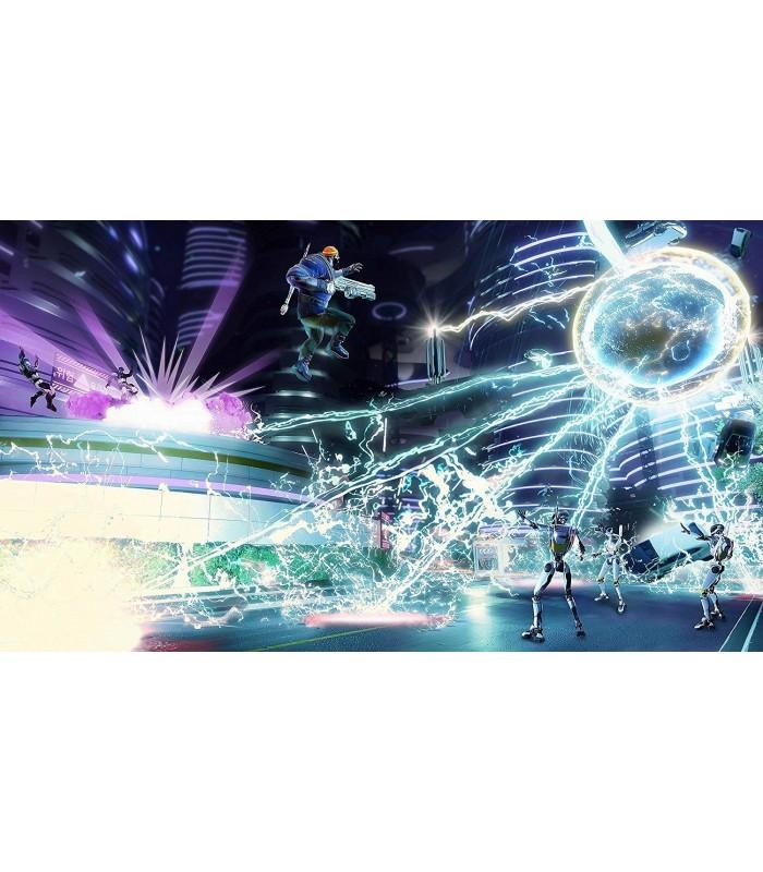 بازی Agents of Mayhem Steelbook Edition - پلی استیشن 4