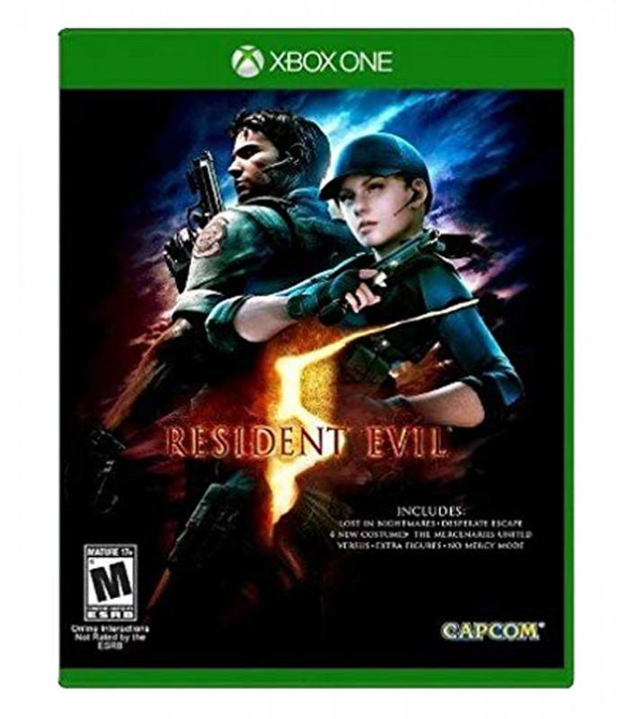 بازی Resident Evil 5 - ایکس باکس وان