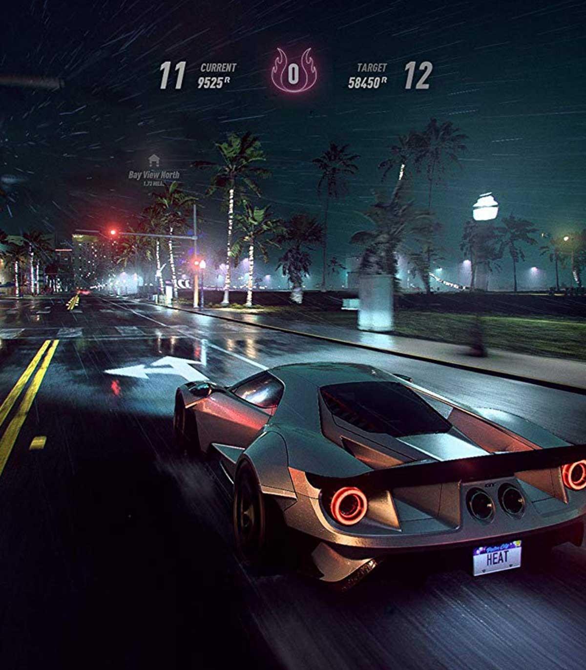 بازی Need for Speed: Heat کارکرده - ایکس باکس وان