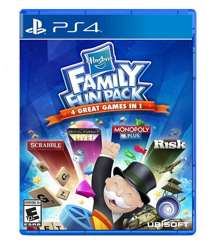 بازی Hasbro Family Fun Pack - Standard Edition کارکرده - پلی