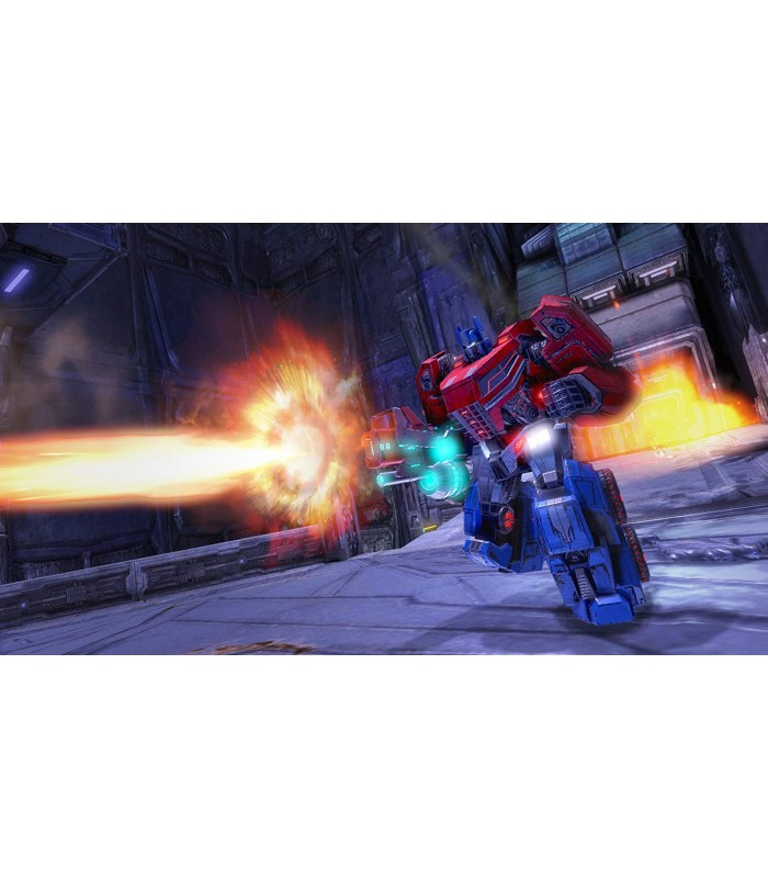 بازی Transformers: Rise of the Dark Spark کارکرده - پلی استیشن 4