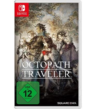 بازی Octopath Traveler کارکرده - نینتندو سوئيچ
