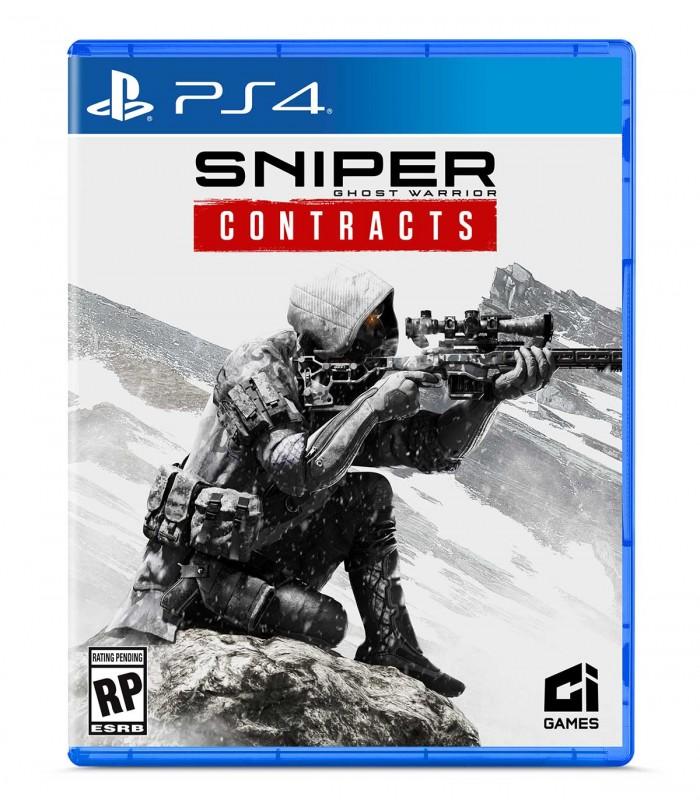 بازی Sniper: Ghost Warrior Contracts کارکرده - پلی استیشن 4