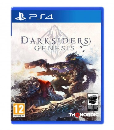 بازی Darksiders Genesis - پلی استیشن 4