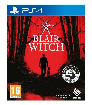 بازی Blair Witch - پلی استیشن 4