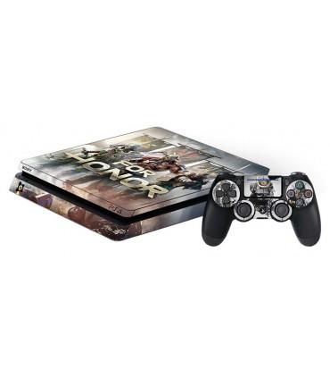 اسکین PS4 اسلیم طرح Forhonor