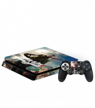 اسکین PS4 طرح Sniper Elite 4