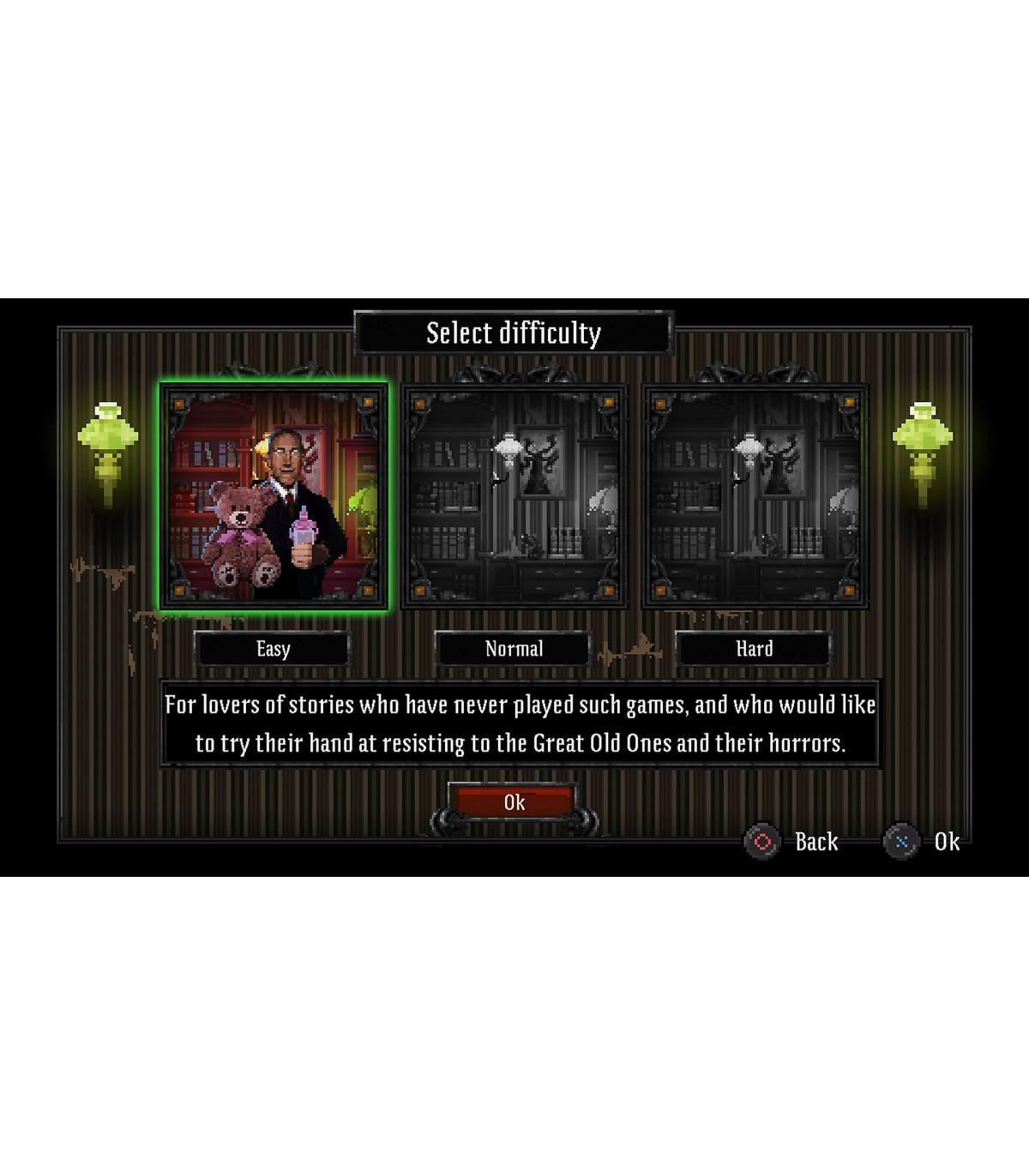 بازی Lovecraft's Untold Stories - پلی استیشن 4