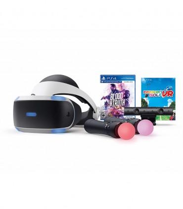 پلی استیشن VR - باندل بازیهای Blood & Truth و Everybody's Golf