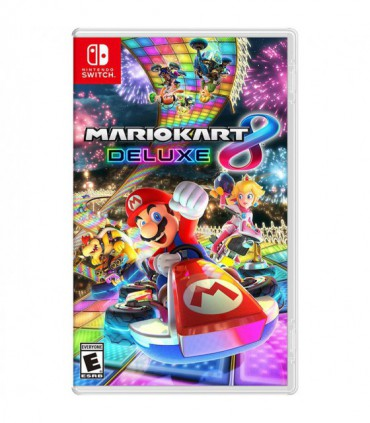 بازی Mario Kart 8 Deluxe - نینتندو سوئیچ