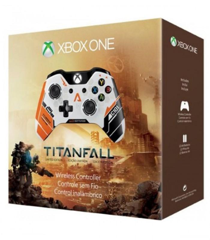دسته بازی ایکس باکس وان طرح Titanfall