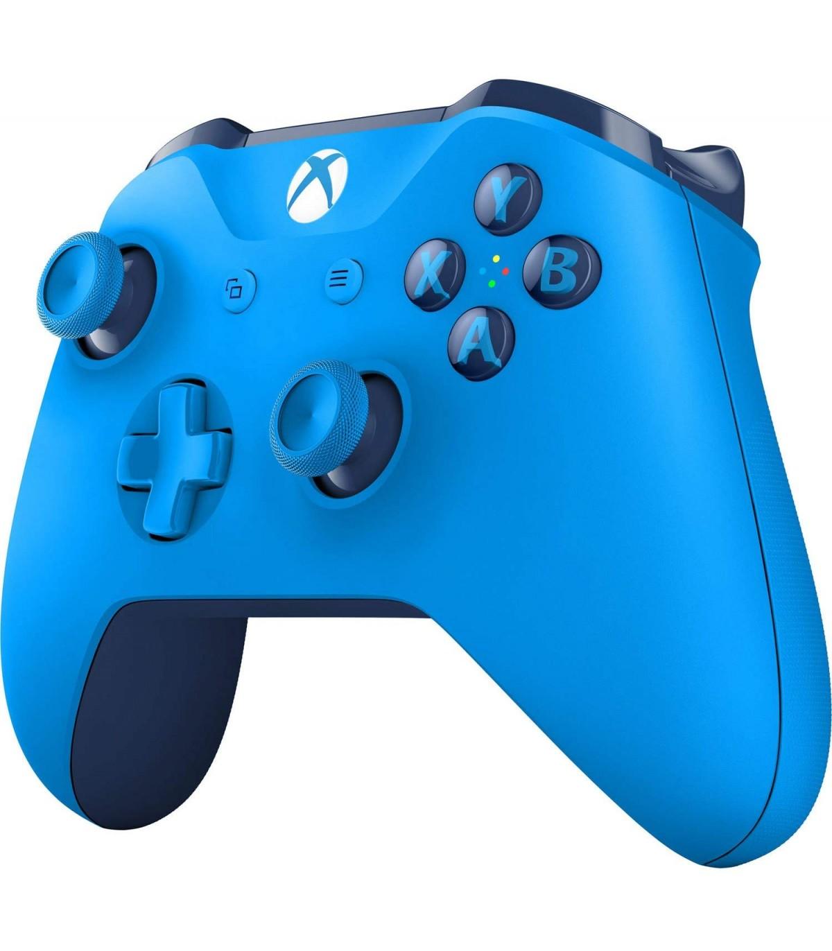 دسته بازی ایکس باکس وان طرح Blue