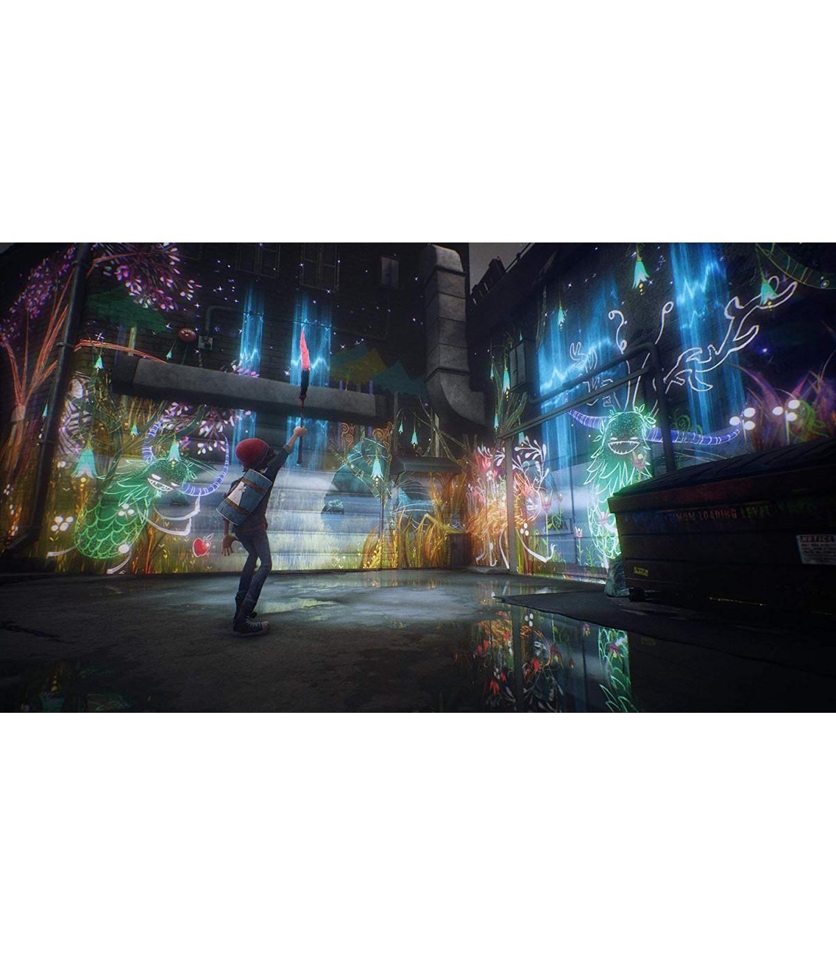 بازی Concrete Genie کارکرده - پلی استیشن 4