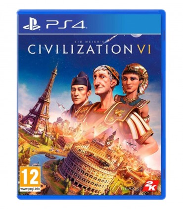 بازی Civilization VI کارکرده - پلی استیشن 4