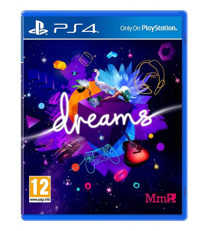 بازی Dreams کارکرده - پلی استیشن 4
