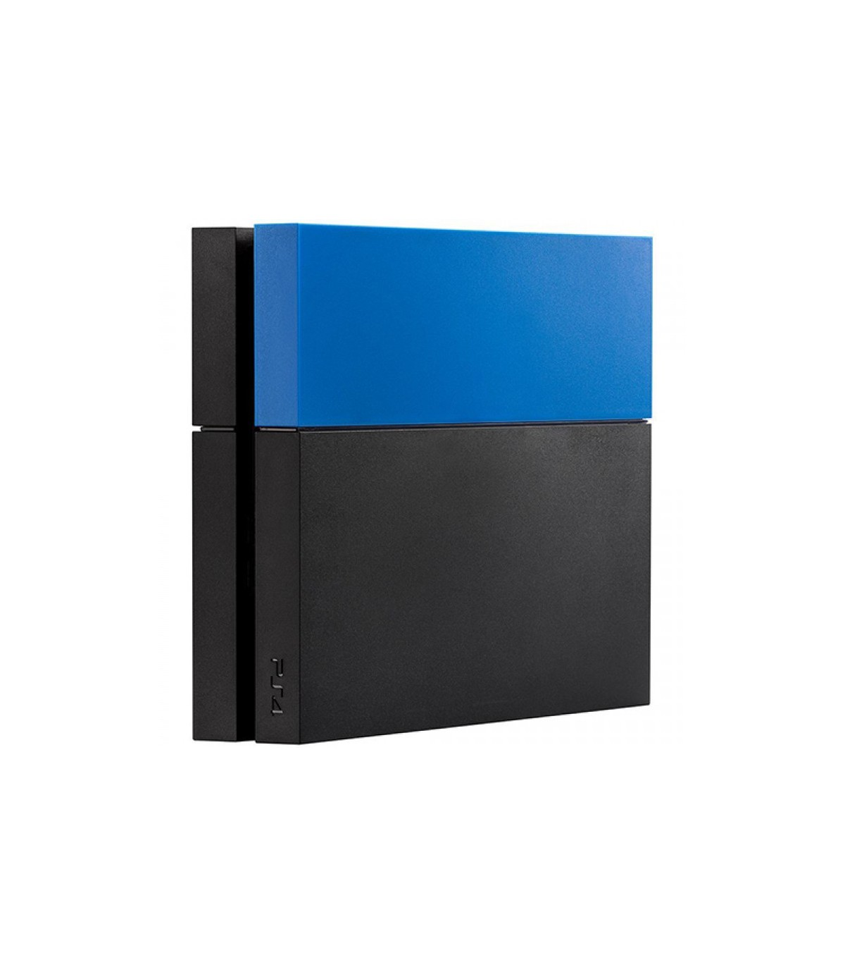 Blue PS4 Faceplate