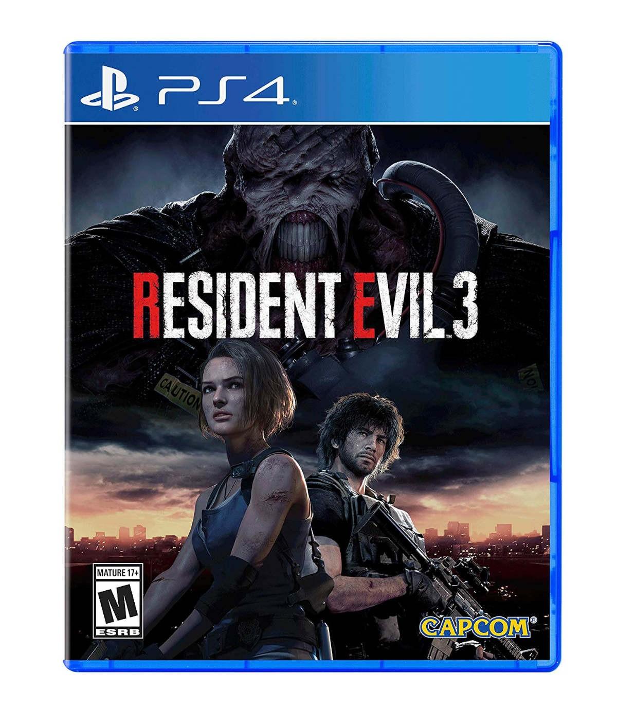 بازی Resident Evil 3: Nemesis کارکرده - پلی استیشن 4