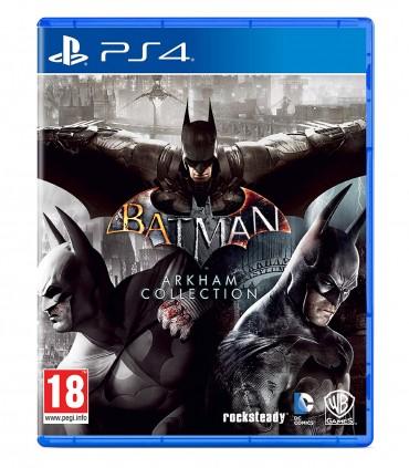 بازی Batman Arkham Collection کارکرده - پلی استیشن 4