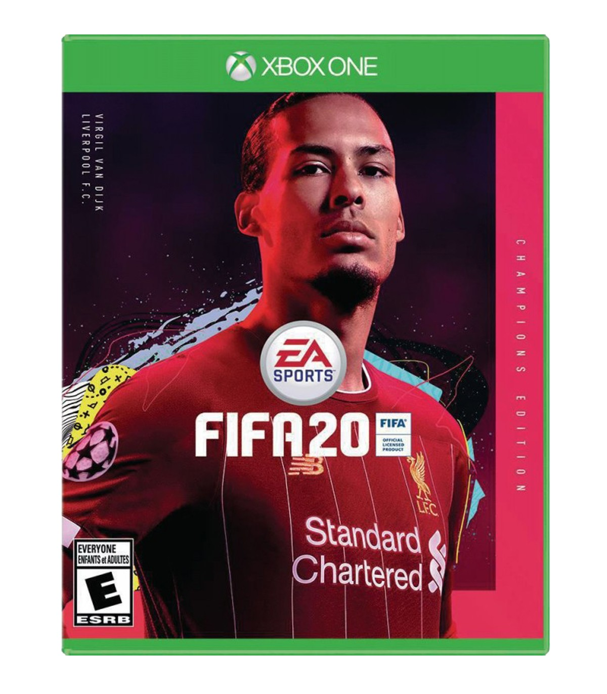 بازی FIFA 20 Champions Edition کارکرده - ایکس باکس وان